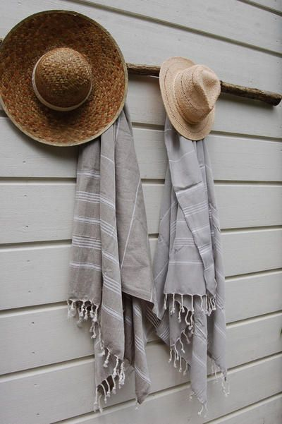 Hamam handduk Light Olive - Hamam handdukar, Beni Ourain & mer urban ethnic fashion & interior