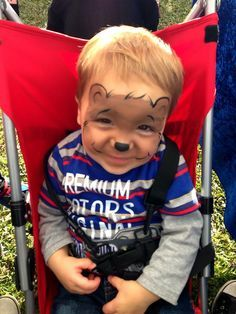 Image result for teddy bear face painting