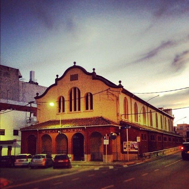El nostre Mercat Municipal de Calella. Web Instagram User » Followgram