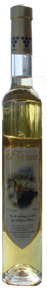 LE FLEURET Les raisins de vendanges tardives ont été récoltés après trois périodes consécutives de gel afin de concentrer les arômes. Vin à la robe de couleur dorée, onctueux à souhait, d'une belle fraicheur, il offre un bouquet complexe d'abricot, de pamplemousse, de pêche confite, de mangue et de miel d'acacia. Opulence et volupté… un vin tout à fait envoûtant ! #vin #vendangestardives #quebec #lateharvest #wine