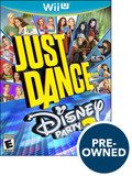 Just Dance: Disney Party 2 - PRE-Owned - Nintendo Wii U, Multi, PREOWNED