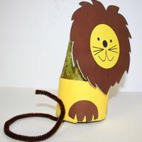 Peren leeuw