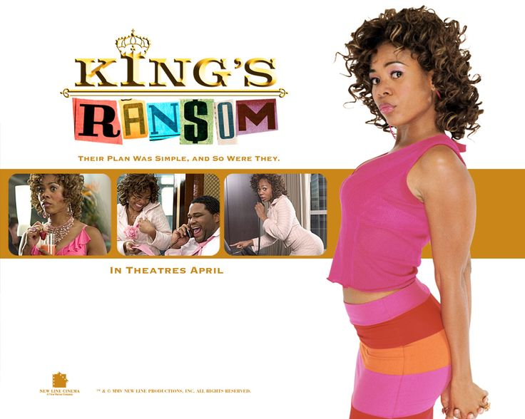 Watch Streaming HD King's Ransom, starring Anthony Anderson, Kellita Smith, Jay Mohr, Donald Faison. Hoping to foil his own gold-digging wife's plan, a loathsome businessman arranges his own kidnapping, only to realize that there are plenty of other people interested in his wealth as well. #Comedy #Crime http://play.theatrr.com/play.php?movie=0388183
