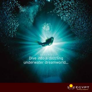 Diving in Egypt Brochure