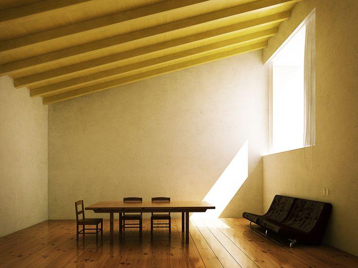 Awesome Luis Barragan   Casa Barragan By Lasse Rode, Via Behance