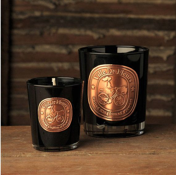 Queen Cleopatras Secret Eco Soya Candle  handmade by VilleDeFleurs