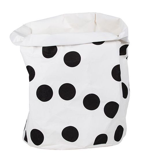 WASHBAG STORAGE XL BLACK SPOT - Too Cool For School