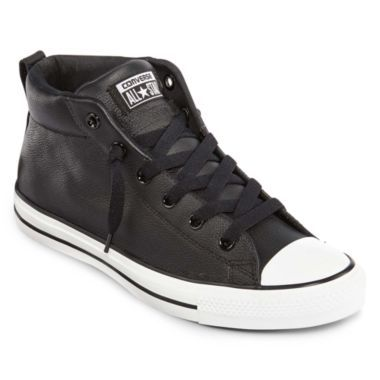 Converse Chuck Taylor All Star Street Sneakers - Unisex Sizing  found at @JCPenney