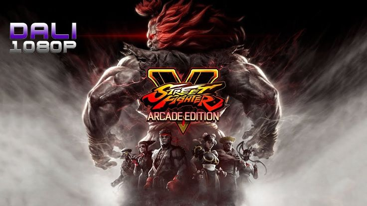 Street Fighter V: Arcade Edition is now available on PlayStation 4 in North America and PC, with access to new content. #SFV #Capcom #Steam #YouTube #DaliHDGaming