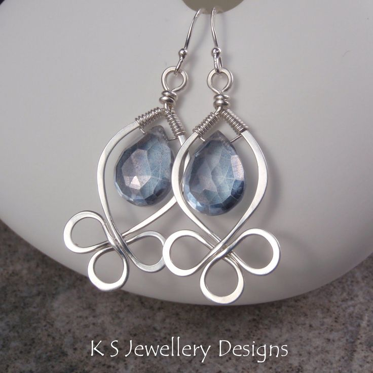 celtic wire jewelry tutorial | Tutorials by K S Jewellery Designs