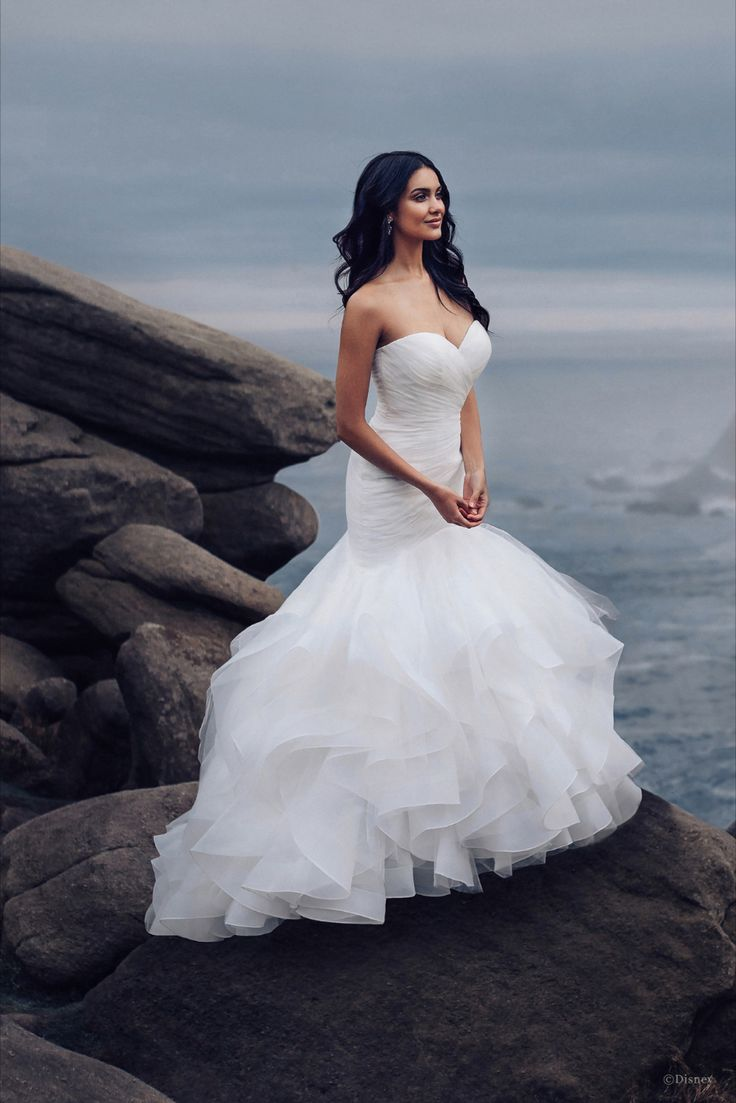 The Ariel Wedding Gown The Bridal Collection in Denver