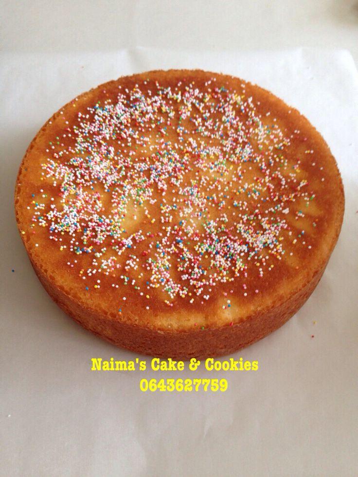 Surinaamse Eksi cake!!