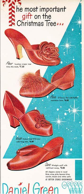 69 best images about Daniel Green boudoir slippers on Pinterest