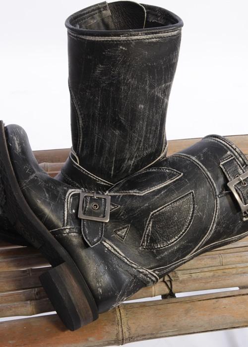 SENDRA Boots <3 Raspado Peace
