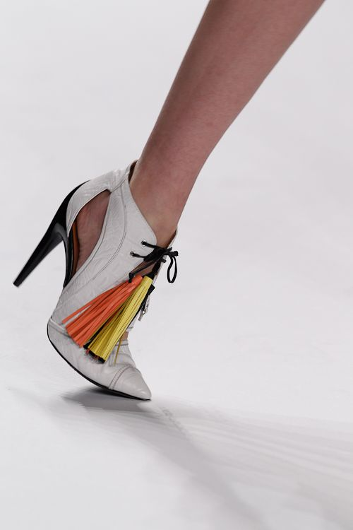 192 best images about nyfw spring 2014 footwear trends