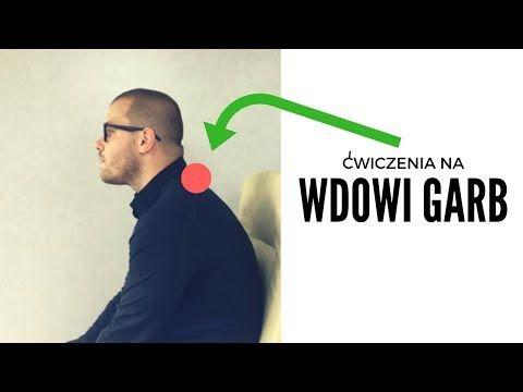 WDOWI GARB - ból kręgosłupa szyjnego - TOP 3 ĆWICZENIA ! - YouTube