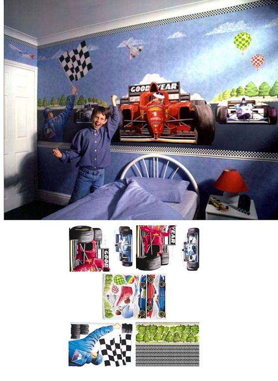 17 Best Images About Racecar Bedroom Theme On Pinterest