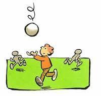 Stand in de mand en de bal is voor.... www.activitheek.nl