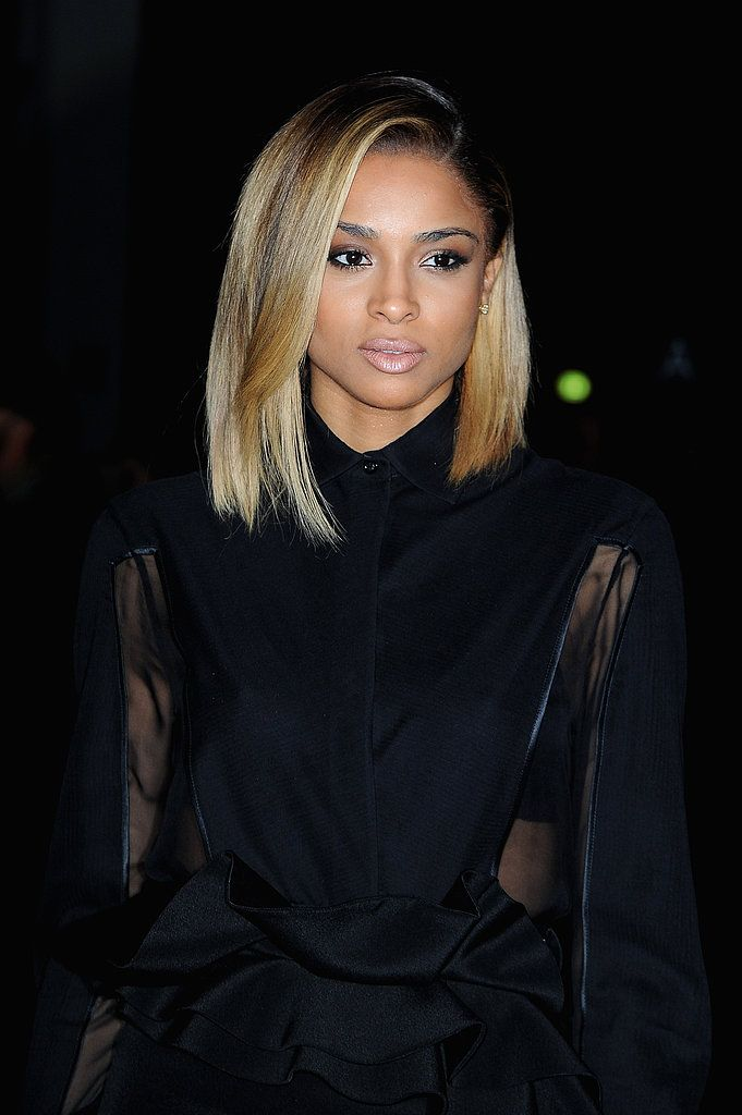 Ciara 2013 Long Bob | Celebs I think are beautiful ...
