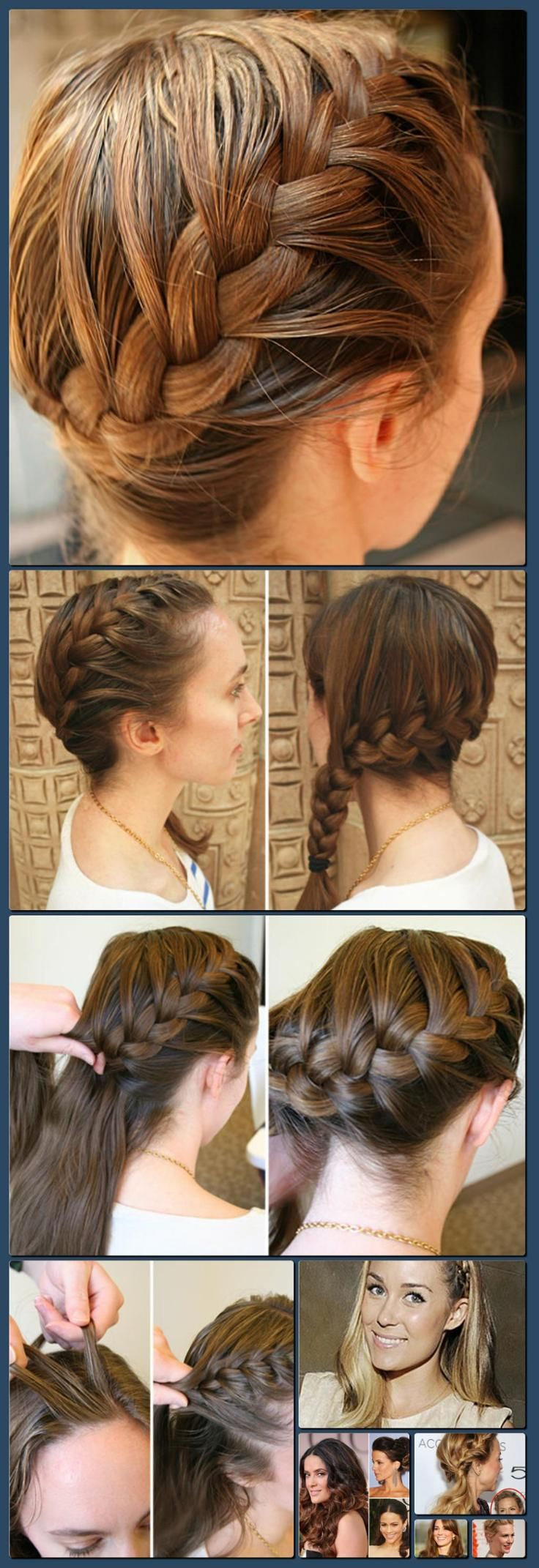 The 25+ best Katniss everdeen braid ideas on Pinterest ...