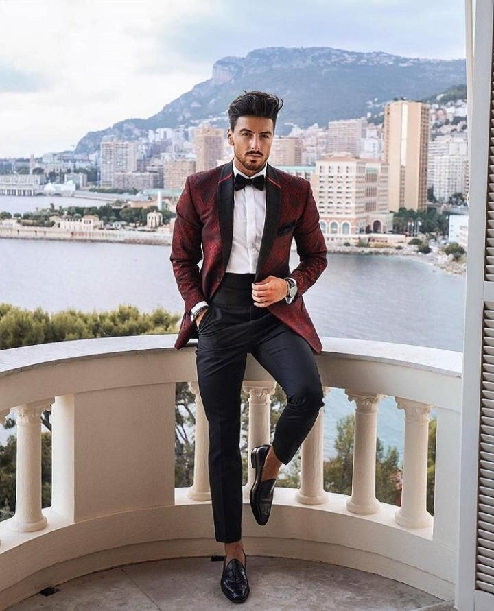20 Best Winter Wedding Outfits For Men For Guest Wedding Mens Outfits Wedding Outfit Men Mens Winter Fashion