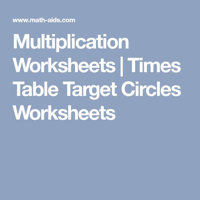 The  Best Multiplication Times Table Ideas On   Maths