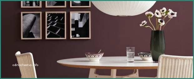 40 Wohnzimmer Wandfarben Blau Braun