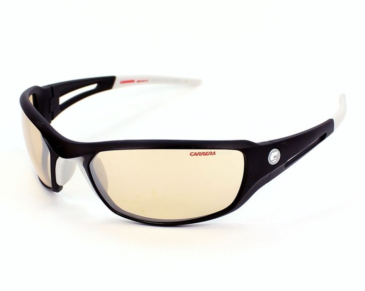 Carrera sunglasses ODC 9AISM Acetate Black - White Brown