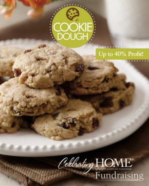 Celebrating home fundraising benefit your group or community with our cookie dough fundraiser for Celebrating home formerly home interiors