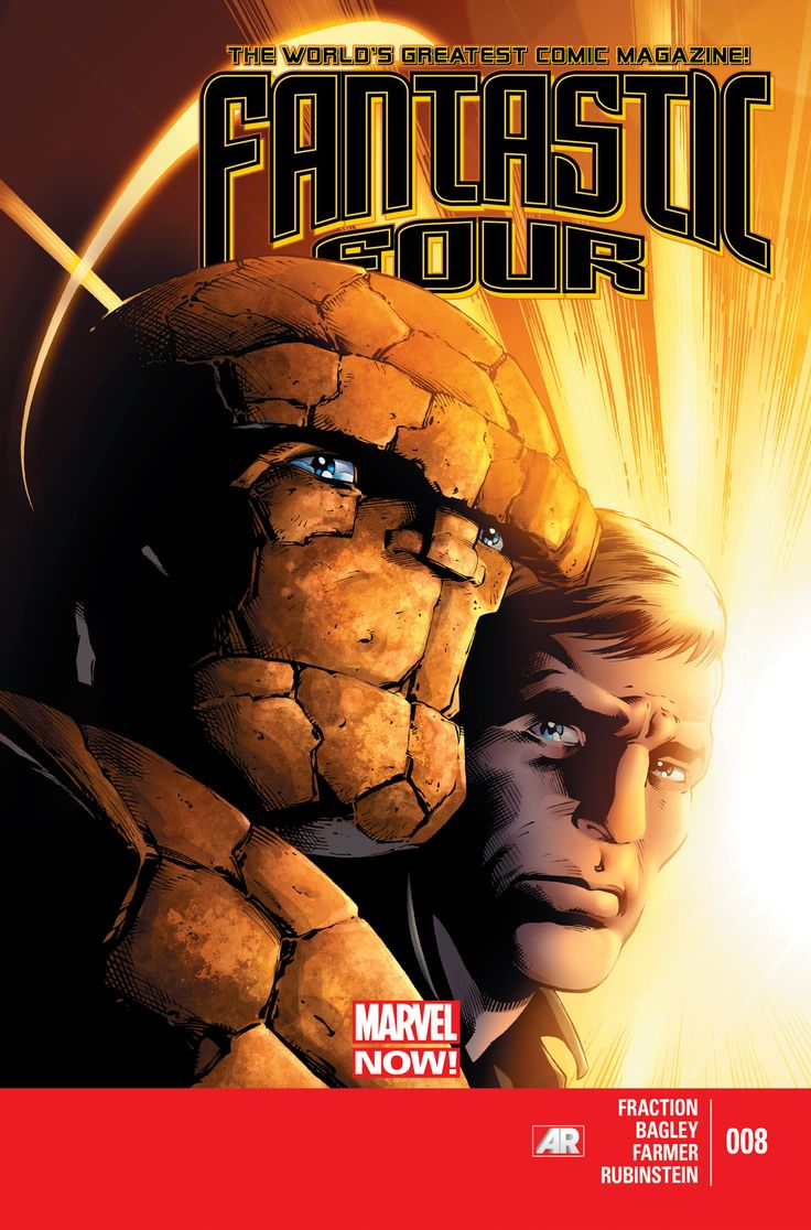 Fantastic Four (2013) Issue #8 - Read Fantastic Four (2013) Issue #8 comic online in high quality