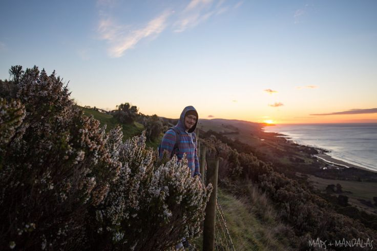 Sunrise At Mariners Lookout Great Ocean Road