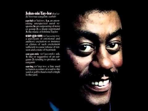 Johnnie Taylor - Disco Lady (Long Version) - YouTube