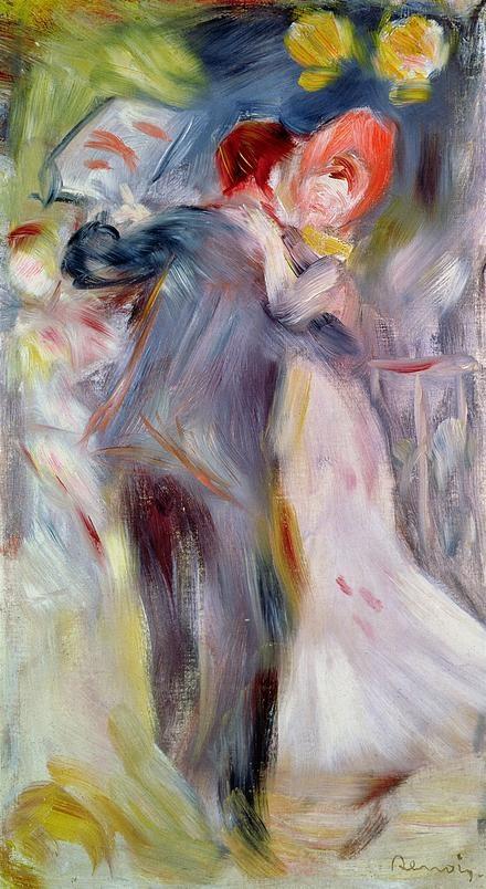 The Dance in the Country, (1883) Pierre-Auguste Renoir ▓█▓▒░▒▓█▓▒░▒▓█▓▒░▒▓█▓ Gᴀʙʏ﹣Fᴇ́ᴇʀɪᴇ ﹕ Bɪᴊᴏᴜx ᴀ̀ ᴛʜᴇ̀ᴍᴇs ☞ http://www.alittlemarket.com/boutique/gaby_feerie-132444.html ▓█▓▒░▒▓█▓▒░▒▓█▓▒░▒▓█▓