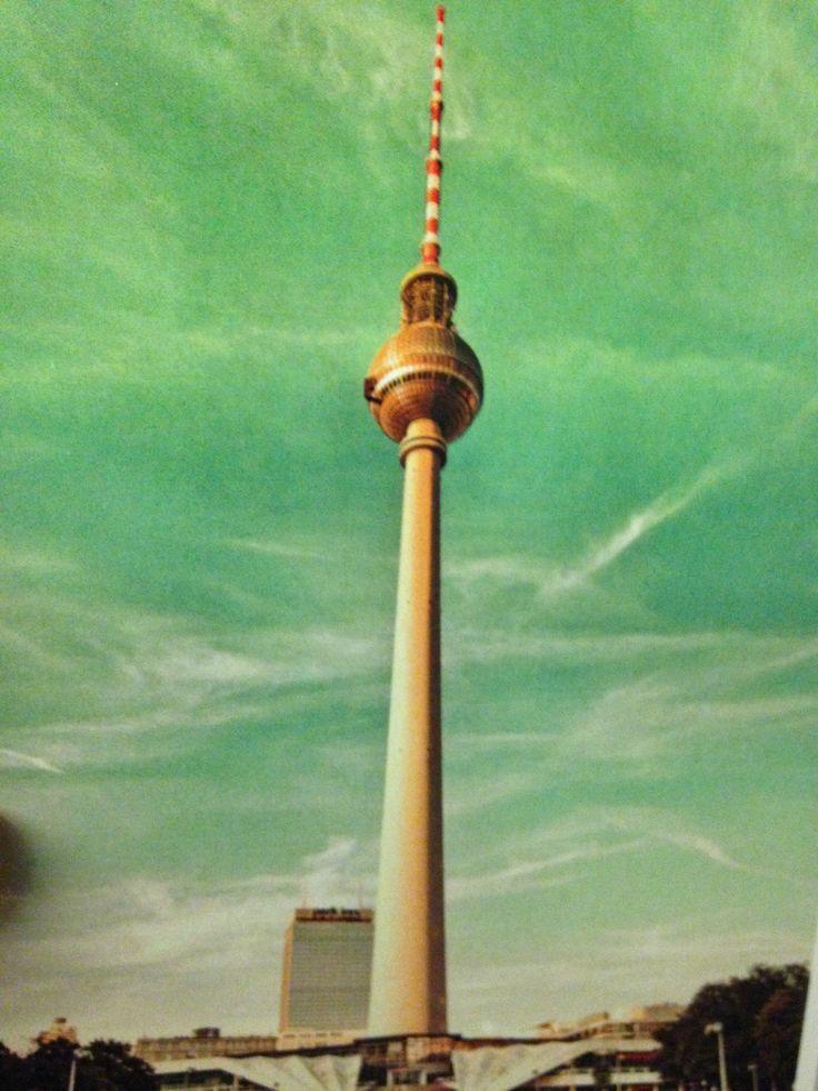 360 degrees Alexanderplatz