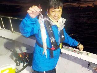 釣り船 スーパーコーリン 舞鶴