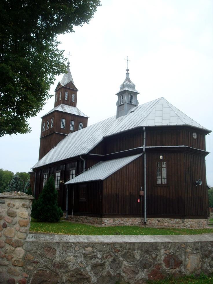 Królewo - kościół p.w. św. Zygmunta