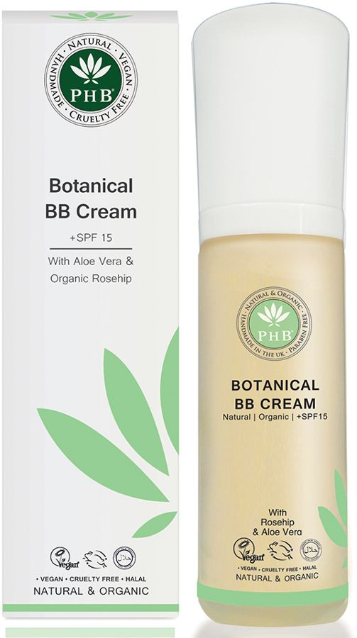 PHB Ethical Beauty Botanical BB Cream - 30ml | Ethical Superstore £16.11