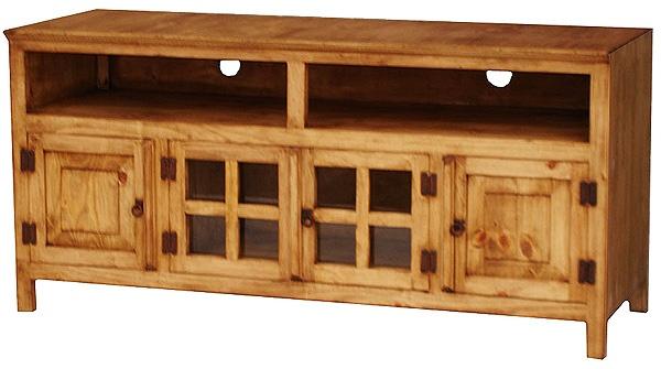 Gregorio 60 TV Stand... I'd like a darker wood.