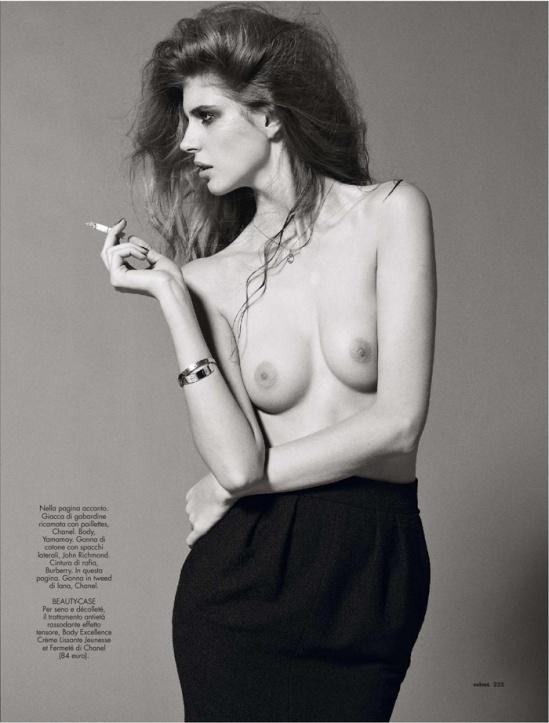 Jennifer Messelier by Philip Gay.