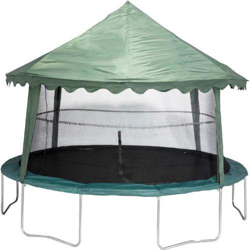 $99 Academy.com Jumpking 14' Trampoline Canopy Cover