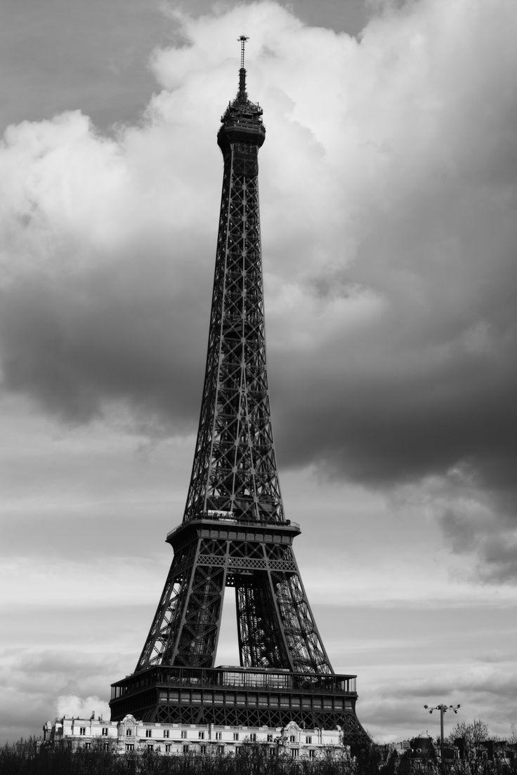 Hello Gorgeous. Paris. Eiffel Tower KC Pix
