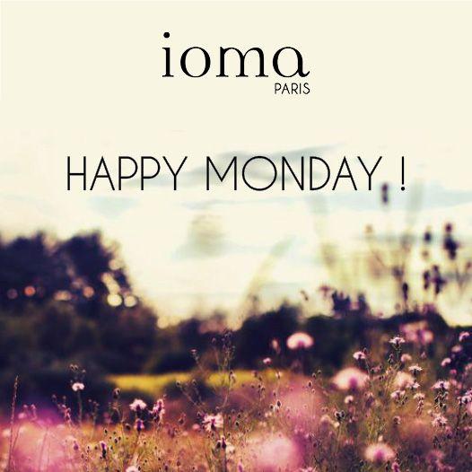 Happy Monday ! 27 april
