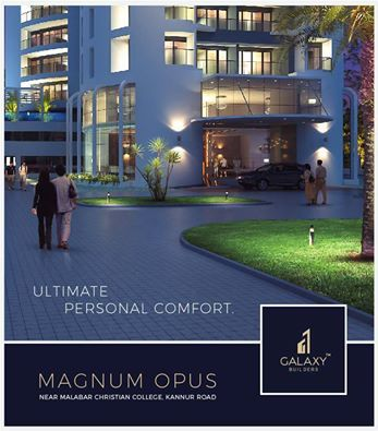 Ultimate personal comfort. Read More www.galaxy-builders.com/magnum-opus.html