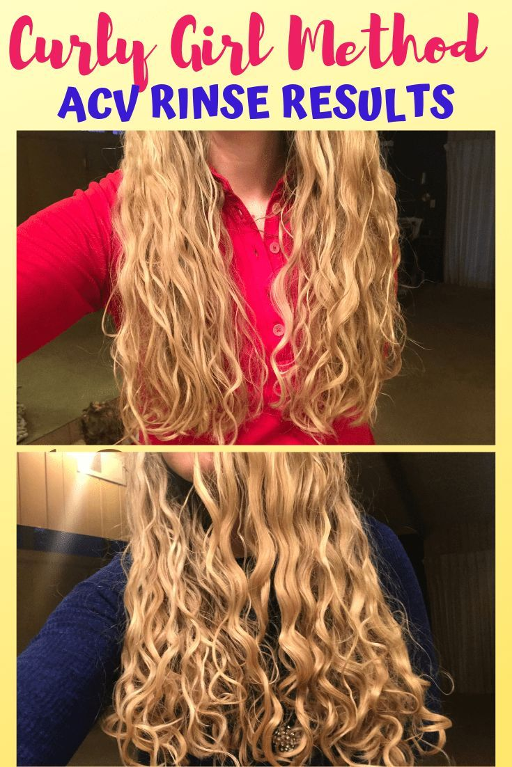 Two Months Curly Girl Acv Rinse Vinegar For Hair Acv Hair Apple Cider Vinegar For Hair