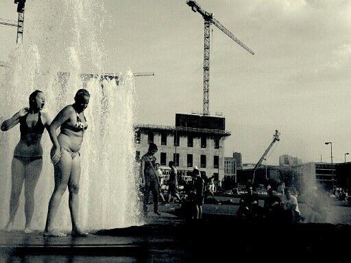 I like it Berlin in summer time