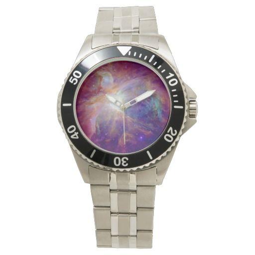 Orion Nebula wrist watch