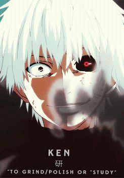 Kaneki stop I need to go to sleeeeeepppp❤️Tokyo Ghoul Kaneki Ken gif