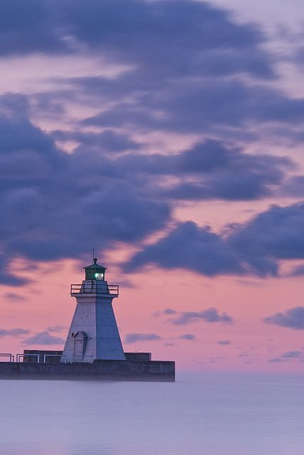 Port Dover Lighthouse; Port Dover, Ontario, Canada