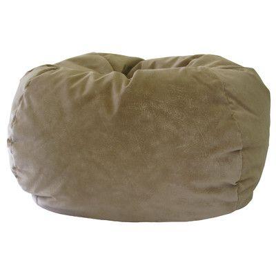 Gold Medal Bean Bags Medium Bag Chair Upholstery