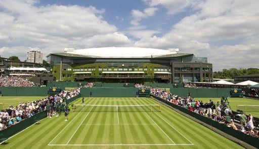 Wimbledon Tennis Club, Wimbledon, London.